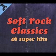 Soft Rock Classics [Rhino Box Set] by Various (CD-1998,3 Discs) BRAND NEW SEALED