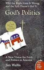 God's Politics : Why the Right Gets It Wrong ... by Jim Wallis (paperback)