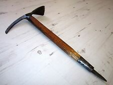1950s Stubai Rare Mod. Wallner Wooden Ice Axe Eispickl - Made in Austria Vintage