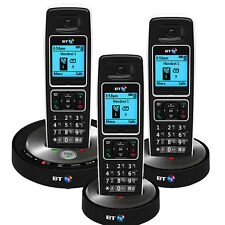 BT 6510 Trio Telephone - Dect phone with answer machine