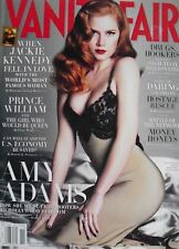 AMY ADAMS  November 2008 VANITY FAIR Magazine PRINCE WILLIAM & KATE MIDDLETON