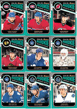2011-12 OPC SERIE COMPLETE 1-600 a