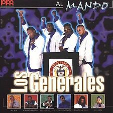 Al Mando by Los Generales  Latin 10 Tracks  Brand New And Factory Sealed