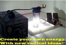 COLD FUSION SOLAR POWER HYDROGEN GENERATOR CD 0001