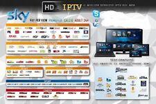 Abbonamento TV+SKY+PREMIUM+SERIE TV+ONDEMAND+CARTONI 12 mesi