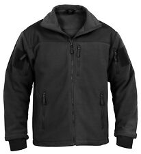 tactical fleece jacket special ops rothco 96680