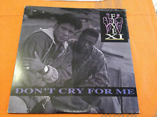 "FIVE XI - Don't Cry For Me - 1993 US 12"" Vinyl Single 4 mixes RnB - VG/EXC"