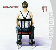 FREE US SH (int'l sh=$0-$3) NEW CD Our Lady Peace: Healthy In Paranoid Times Dua