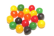 ASSORTED FRUIT SOURS CHEWY CANDY BALLS, 2LBS - FREE SHIPPING