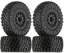 "Pro-Line 10123-13 BFGoodrich Baja T/A KR2 2.2"" /3.0 Mounted Tires (4) Slash 4x4"