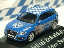 Herpa Audi Q5 BAYERN-Edition 2013 - 913850 - 1/87