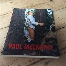 PAUL McCARTHY - Artist's Monograph Large format - contemporary art