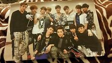 Exo k m Mama very A group official photocard card Kpop k-pop b.a.p got7 bts day6