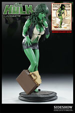 RARE Sideshow EXCLUSIVE She-Hulk AH statue LOW #78 OF ONLY 750 MADE Hulk