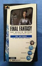 AKI ROSS 12 INCH FIGURE FINAL FANTASY THE SPIRITS WITHIN PALISADES 2001