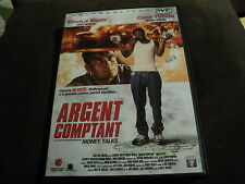 "DVD ""ARGENT COMPTANT"" Charlie SHEEN, Chris TUCKER"