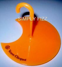 VEUVE CLICQUOT CHAMPAGNE TRENDY FLUTE  ACCESSORY FOR CANAPES OR FRUITS BRAND NEW