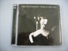 WATERBOYS - THIS IS THE SEA - 2CD LIKE NEW CONDITION 2004 - REMASTERED