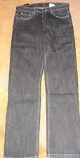 Hornee Jeans Black W SA-M7 Motorcycle Jeans Size 34