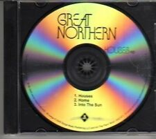 (BM369) Great Northern, Houses EP - 2009 DJ CD