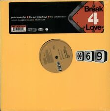 PET SHOP BOYS + PETER RAUHOFER = THE COLLABORATION Break For Love  # 3 Us 12""