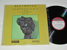 BEETHOVEN Symphony No 8 LP Musidisc Records France Josef Krips London 30 RC 756