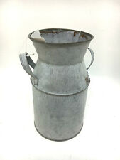 Vintage Style Milk Churn with ears  Flower Vase for Home Interior Wedding Party