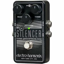 Electro Harmonix EHX Silencer Noise Gate / Effects Loop Guitar Pedal FREE ship
