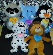 (6) Sugar Loaf Love Plush Toy - Gamer Green - Have my Heart Collection FULL SET