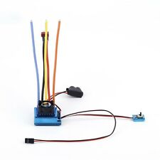 120A ESC Sensored Brushless Speed Controller For 1/8 1/10 Car/Truck Crawler VE