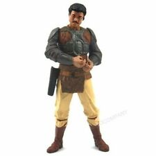 Star Wars Clone Wars Lando Calrissian Jabba's Sail Barge 2003 Action Figures Toy