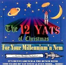 : 12 Yats of Christmas - Tenth Annivoisery Issue #3  Audio Cassette