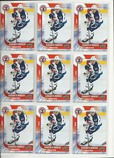 **Lot of 100** 15-16 Upper Deck UD Nicolas Petan Rookie Cards RC #10 NHCD Mint