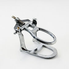 DENTAL LAB ARTICULATOR CHROME PLATED APEX #2 LOW ARCH DENTURE ADJUSTABLE