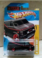 Hot Wheels A TEAM VAN - FURGONETA EL EQUIPO A - MOVIE TV SERIES. Limit
