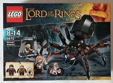 LEGO® Lord of the Rings™ Herr der Ringe 9470 Spinne Shelob Attacks Neu & OVP new