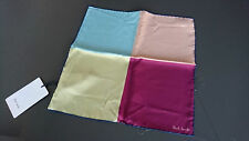 Paul Smith Handkerchief- Mainline Multi Coloured Block Handkie/Square/BNWT
