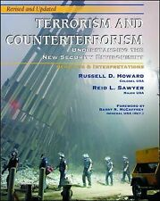 Terrorism and Counterterrorism: Understanding the New Security Environment, Read