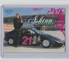 2016 Ashton Whitener signed Bandolero Promo Card