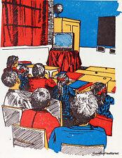 Yt  1515 A TELEVISION EDUCATIVE  FRANCE  FDC  ENVELOPPE PREMIER JOUR