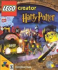 LEGO Creator: Harry Potter (PC, 2001)