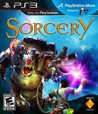 PS3 Sorcery - Standard Edition [PlayStation 3]