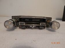 KRACO Am/Fm Stereo 8 Track player Auto car truck Untested KID-588