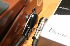 """6"""" Mogami Pedal Board/Patch Cable - Low Profile GOLD Series"""