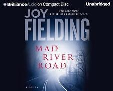 MAD RIVER ROAD unabridged audio book on CD by JOY FIELDING