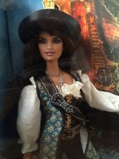 PIRATES OF THE CARIBBEAN ANGELICA BARBIE DOLL NRFB! Penelope Cruz!