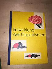 DDR - Entwicklung der Organismen - Lehrbuch der Biologie