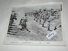 "1953 KING OF THE KHYBER RIFLES Tyrone Power Movie Press Photo 8 x 10 ""C"""