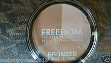 Freedom Bronzed Pro Warm Light 3 Shades FREE 1ST CLASS P&P SAME DAY POSTING