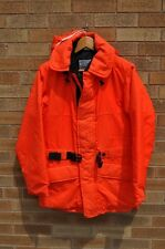 Mustang MC1521 Canadian Coast Guard Float Coat Life Jacket Small Orange